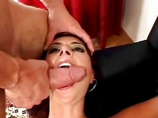 exotic hawt chick daria glower takes a biggest hard cock in her anal