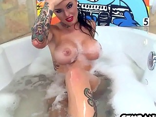 tattooed perfect ass christy mack gets nailed hard! 07