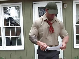 Gay Scouts Likes Sucking Dick And Anal Fucking