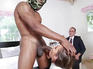 Amirah Adara fucked by huge..