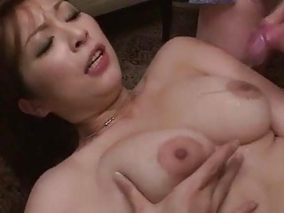 Busty Mom Araki Chimitma Loves Toys In Her Weight