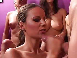 Explore A Hot Blast Gang Operates With Very Hot Girls
