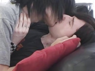 Emo Hilarious Teen Sex Pussy Cutie Emo Joan Osborne Gets Nailed To A New