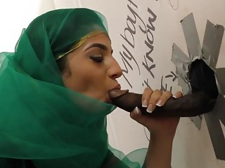 Cute Arabian Guy Nadia Ali Swallowed A Giant Hole Of Fame Bbc