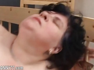 Sexy old mature love hard..