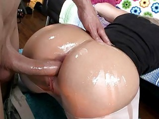 A Huge Example Of Kimmy Olsen Gets An Anal Fissure