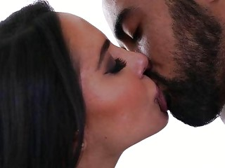 The Big Ass Of Brunette Myths Lovely Star Gets Interracial Fucking