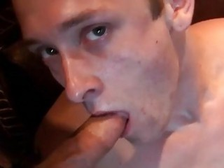 Gay Sucking Rod, And Then Gets Fucking Hard