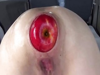 Extreme Anal Fisting And Huge Insertions Of Apples