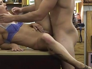 A Real Homemade Blowjob And An Amateur Blonde Anal Stone That Earns!