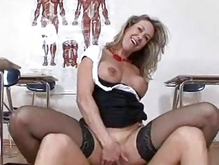 bitchy blonde brandi love loves getting cummed on her mouth after a hard fuck