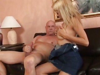 payton leigh gets a cock hard and wet as she deep sucks its hot long fat shaft