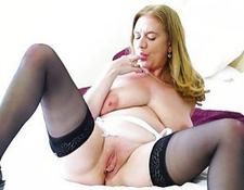 EuropeMaturE Hot horny Mature Playing with Toys | Porn-Update.com