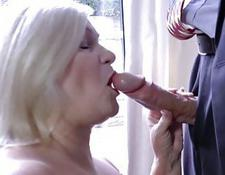 AgedLovE Businessman Came to have sexual intercourse busty Mature | Porn-Update.com