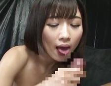 JAV star Hibiki Otsuki sucks with ejaculate swallowing   Porn-Update.com