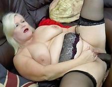 AgedLovE Mature Lacey Starr Fucks Handy Black Guy | Porn-Update.com
