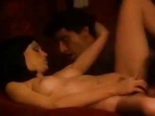 Annette Haven John Leslie In Retro Porn Video With Awesome Blowjob